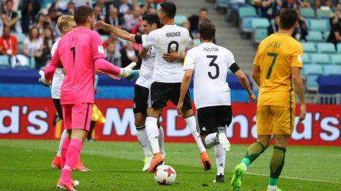 VIDEO: Đức 3-2 Australia (Bảng B – Confederations Cup 2017)