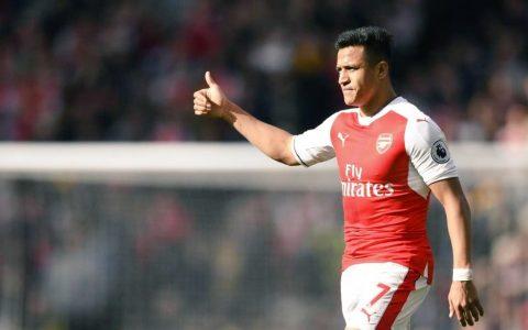 Alexis Sanchez gây sức ép với Arsenal, quyết đá cặp với Vidal