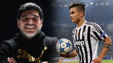 """Pele: """"Dybala là người thừa kế Maradona? Cùng thuận chân trái thôi"""""""