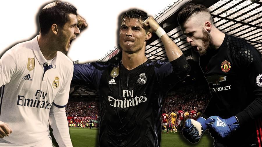 TIN CHUYỂN NHƯỢNG 18/06: MU tính dùng De Gea đổi lấy Ronaldo và Morata