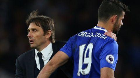 Hé lộ lý do Conte thẳng thừng đuổi Costa