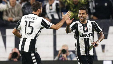 Juventus chấm dứt hợp đồng với hậu vệ ngôi sao