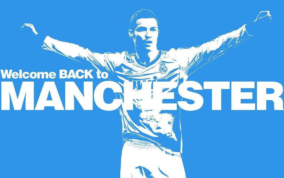 Điểm tin sáng 18/6: Thành Manchester sắp có đại chiến vì Ronaldo