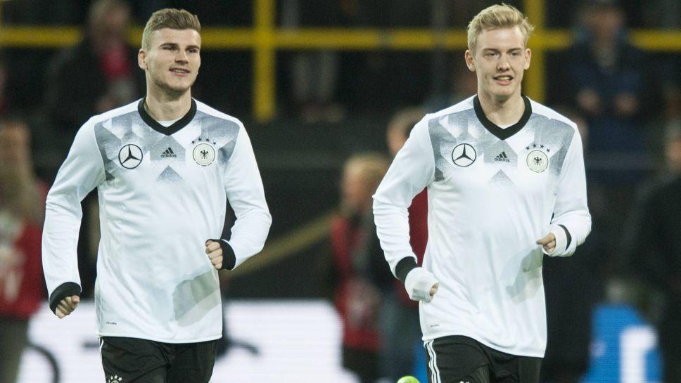 Đan Mạch vs Đức, 01h45 ngày 07/6: Cơ hội cho người trẻ
