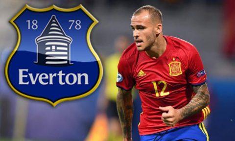 Everton xác nhận có sát thủ trẻ người Tây Ban Nha