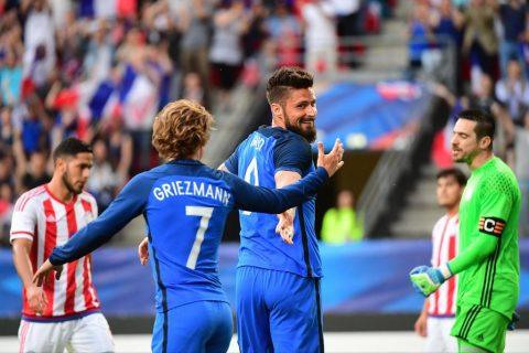VIDEO: Pháp 5-0 Paraguay (Giao hữu quốc tế)