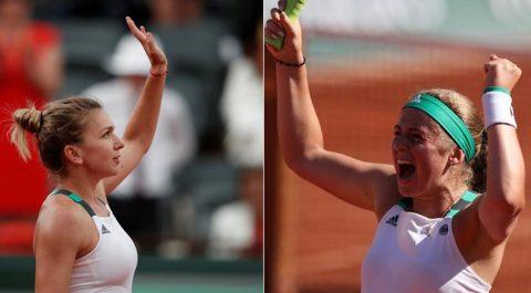 Halep đối đầu ngựa ô của giải tại Chung kết Roland Garros
