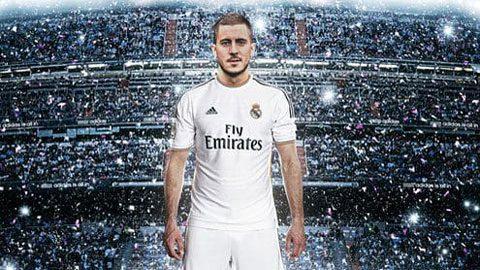 TIN CHUYỂN NHƯỢNG 01/6: Real sẵn sàng phá kỷ lục chuyển nhượng vì Hazard