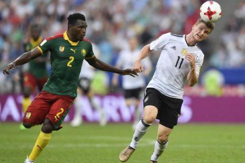 Werner rực sáng giúp ĐT Đức hiên ngang vào Bán kết Confed Cup với ngôi đầu bảng