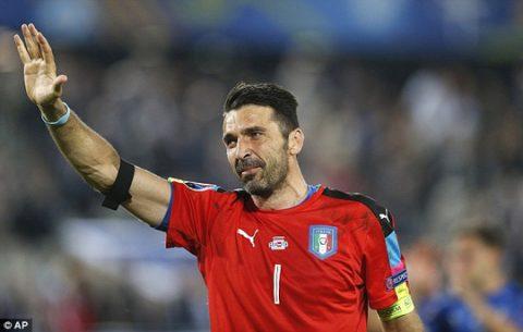 Buffon chính thức ấn định thời điểm giải nghệ