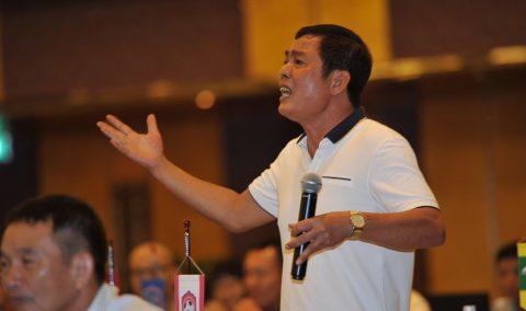 """Chủ tịch CLB Hải Phòng: """"Ban kỷ luật còn không biết luật"""""""