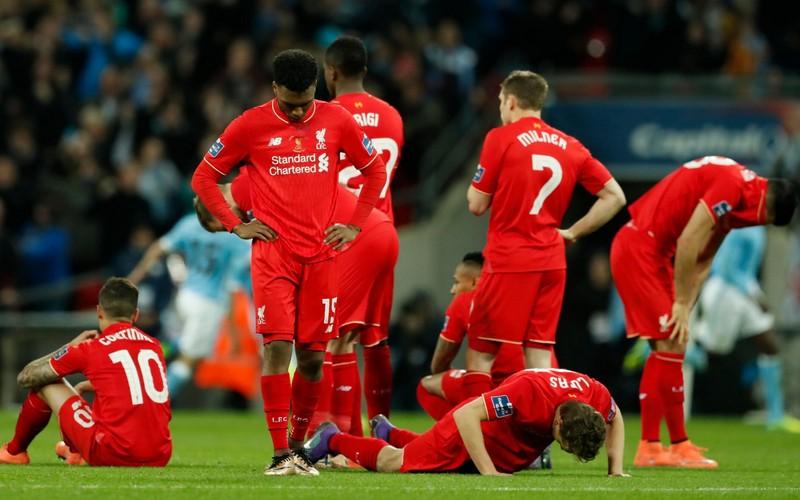 Chi gần 1 tỷ bảng, Liverpool vẫn không thể vô địch Premier League