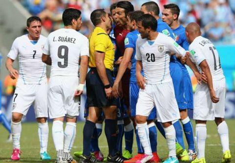 Italia vs Uruguay, 01h45 ngày 08/6: Bản lĩnh thiên thanh