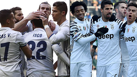 """Sao Juve """"tăng nhiệt"""" cho chung kết Champions League khi chê…fan Real"""