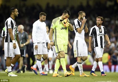 Thua Chung kết, Juventus vẫn lập kỷ lục về tiền thưởng