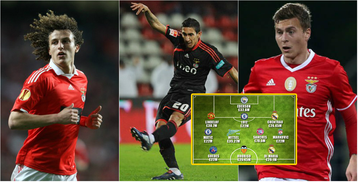 """ĐH cực khủng của Benfica bị đại gia châu Âu """"xâu xé"""" trong những năm qua"""