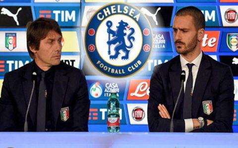 """TIN CHUYỂN NHƯỢNG 08/6: Conte dùng công thần làm """"vật tế"""" trong thương vụ mua Bonucci"""