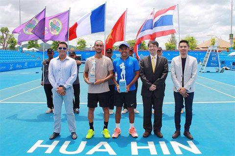 Lý Hoàng Nam đăng quang tại Thailand F3 Futures