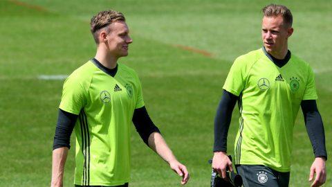 ĐT Đức xác nhận thay thủ môn trước trận gặp Chile