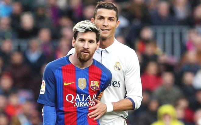 Ronaldo tỏa sáng tại Chung kết, Messi bị CĐV Real lôi ra làm trò cười