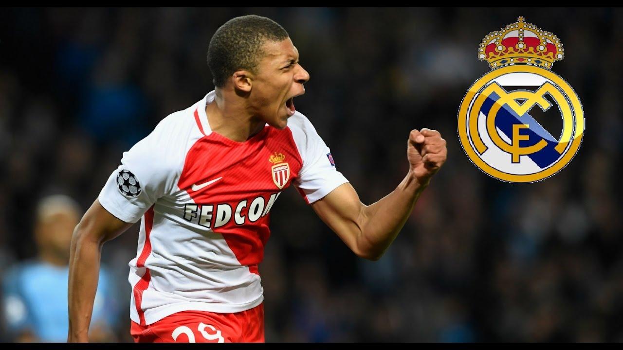 Real Madrid dốc toàn lực chiêu mộ Mbappe