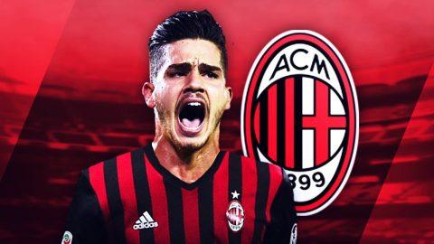 CHÍNH THỨC: AC Milan sở hữu tiền đạo tới từ Porto