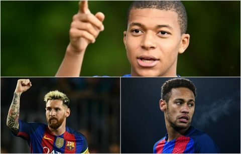 """Huyền thoại Barcelona: """"Mbappe 120 triệu, Messi – Neymar sẽ bao nhiêu?"""""""