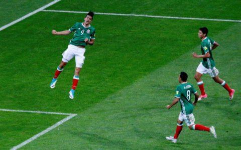 VIDEO: Mexico 2-1 New Zealand (Bảng A – Confederations Cup 2017)