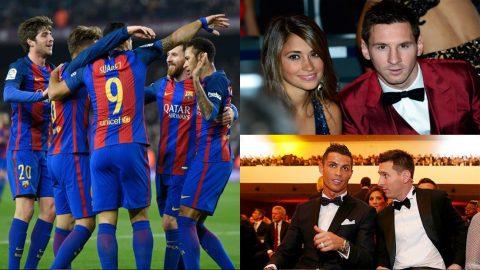 Messi mời tất cả đồng đội ở Barca đến dự đám cưới với một yêu cầu vô cùng đặc biệt