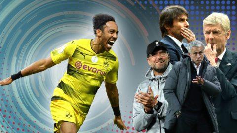 """Dortmund lên tiếng về tương lai của """"sát thủ"""" Aubameyang"""