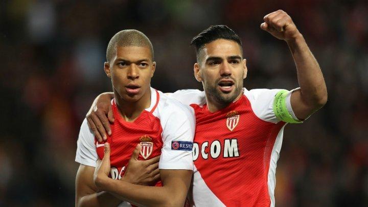 Monaco trói chân thành công trụ cột