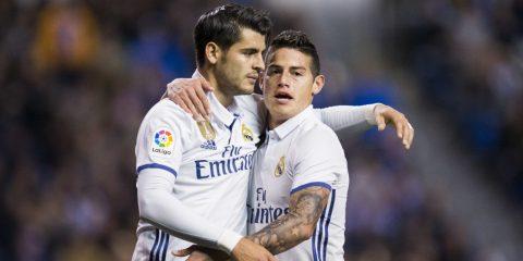 TIN CHUYỂN NHƯỢNG 28/6: M.U có James, gặp khó vụ Morata; Real nhắm siêu trung vệ Juve