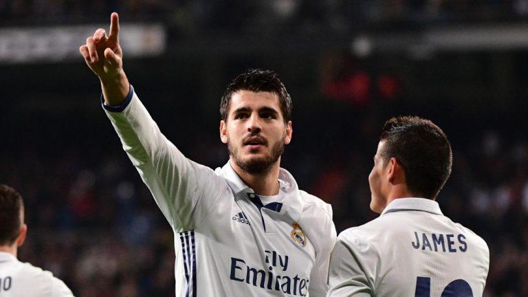 8Live đưa tin Morata chắc chắn về Old Trafford; Mourinho bí mật gặp Lewandowski