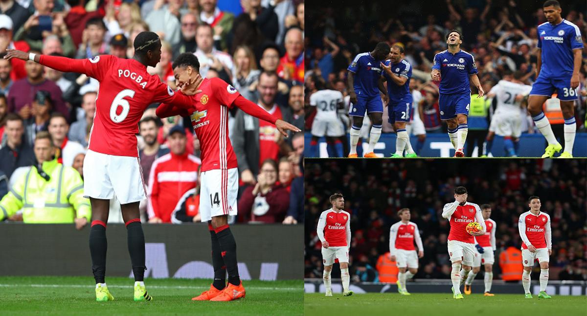 Công bố lịch thi đấu NHA mùa giải 2017/18: M.U sướng rơn, Chelsea-Arsenal khóc ròng