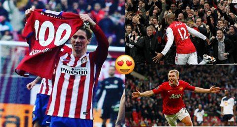 11 cầu thủ quay trở lại đội bóng cũ khiến fan sung sướng nhất