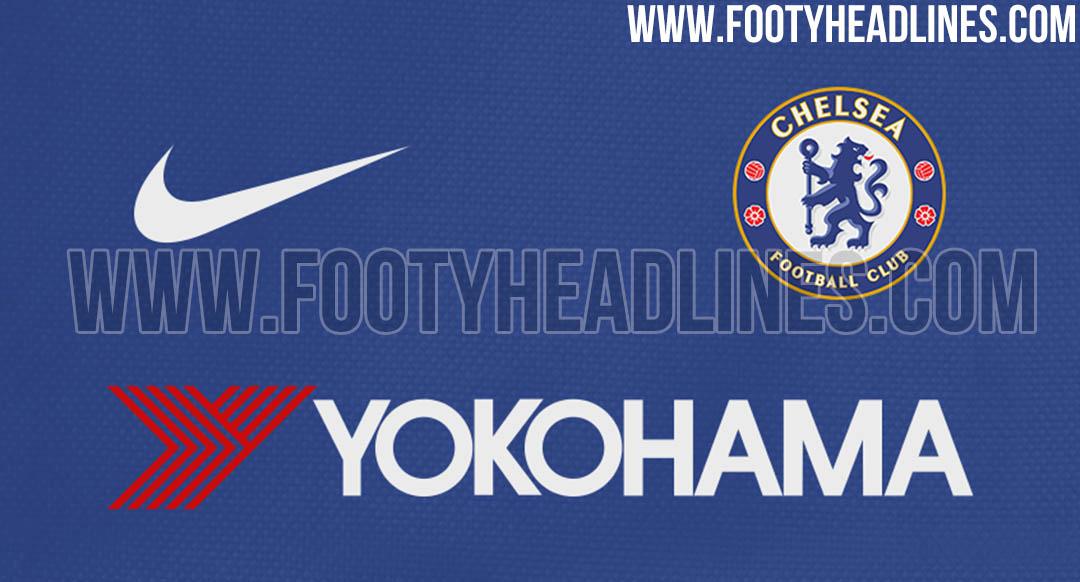 Lộ áo đấu của Chelsea mùa giải 2017/2018