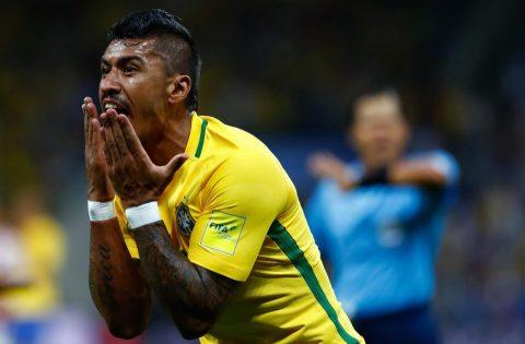Rộ tin Barca đạt thoả thuận với ngôi sao tuyển Brazil đang chơi tại Trung Quốc
