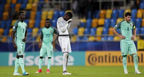 Ghi 4 bàn, U21 Bồ Đào Nha vẫn ngậm ngùi dừng bước tại giải U21 Châu Âu