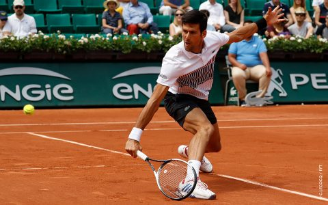 Vòng 2 Roland Garros: Nole – Rafa dễ dàng đi tiếp