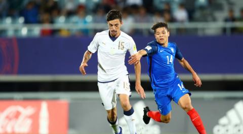 U20 Italia đá bay ứng viên số 1 U20 Pháp khỏi U20 World Cup