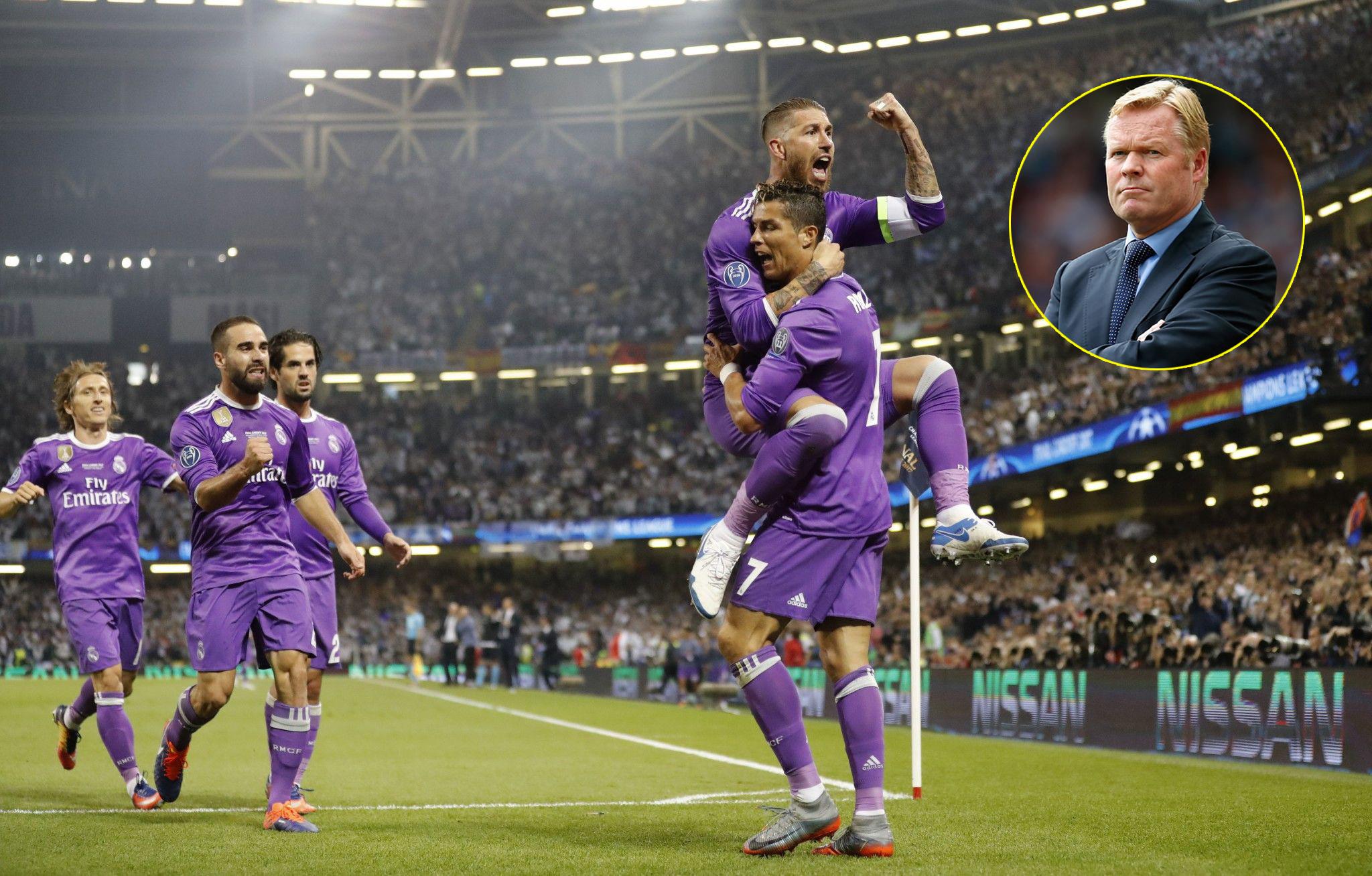 Huyền thoại Hà Lan chỉ ra đội bóng có thể đánh bại Real hiện tại một cách dễ dàng