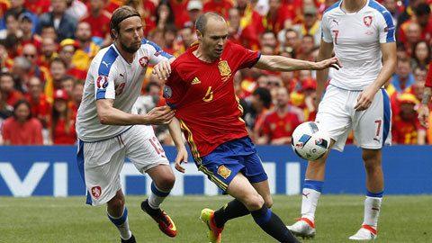 Tây Ban Nha vs Colombia, 02h30 ngày 8/6: Thị uy sức mạnh