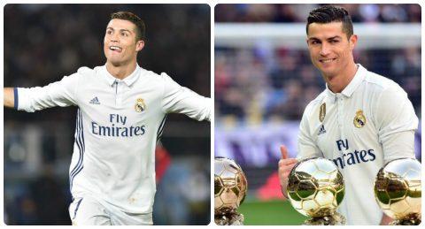 Cristiano Ronaldo và chặng đường 8 năm kể từ khi rời MU đến với Bernabeu