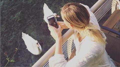 """Không được thi đấu ở Roland Garros, Sharapova tung ảnh du lịch đầy """"dỗi hờn"""""""