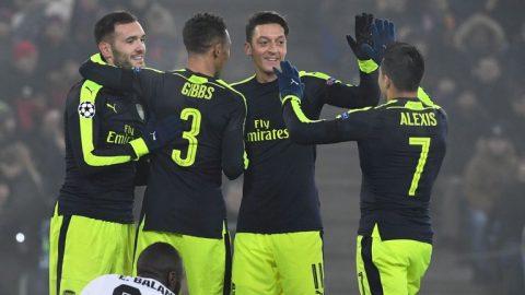 """Sao """"xịt"""" Arsenal đang trên đường tới La Liga"""