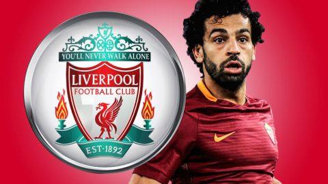 CHÍNH THỨC: Phá kỷ lục chuyển nhượng, Liverpool đón Mohamed Salah từ tay Roma