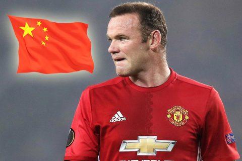 Thầy cũ khuyên Rooney nên tới Trung Quốc chơi bóng