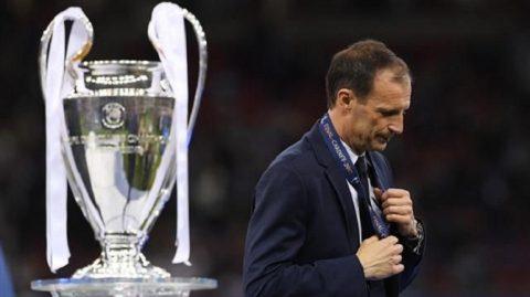 Thua Chung kết, Allegri vẫn ngang nhiên vòi vĩnh Juventus