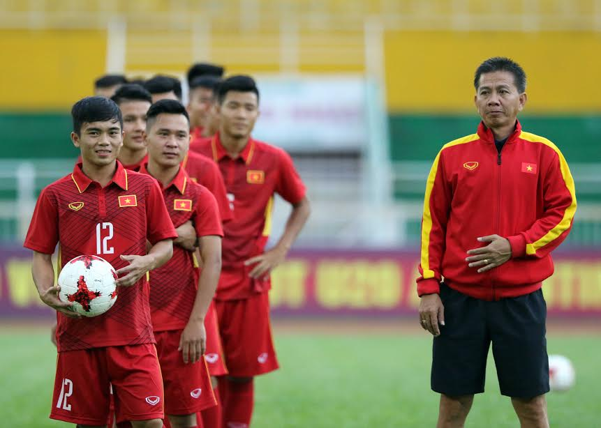 Thầy trò HLV Hoàng Anh Tuấn đứng trước cơ hội bằng vàng sau World Cup U20
