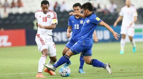 Thái Lan vs UAE, 19h00 ngày 13/6: Chủ nhà gặp khó